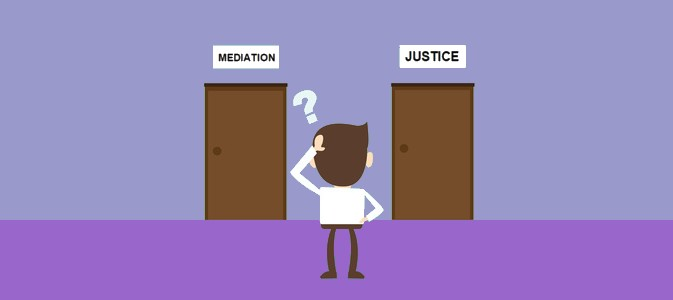 Mediation ou justice EAM Expertise
